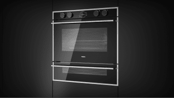 Horno Teka Doublecook HLD 45.15 en Cristal Negro de 60 cm con 2 cavidades para cocinar Clase A - 6