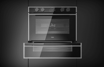Horno Teka Doublecook HLD 45.15 en Cristal Negro de 60 cm con 2 cavidades para cocinar Clase A - 8