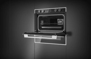 Horno Teka Doublecook HLD 45.15 en Cristal Negro de 60 cm con 2 cavidades para cocinar Clase A - 9