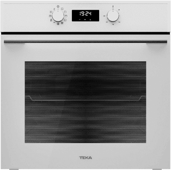 Horno Teka HSB 640 de 60 cm A+ Blanco con 9 funciones de cocción a 5 alturas