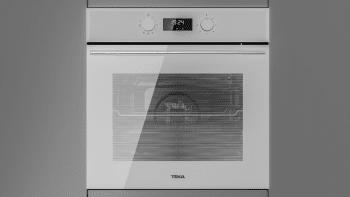 Horno Teka HSB 640 de 60 cm A+ Blanco con 9 funciones de cocción a 5 alturas - 10