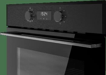 Horno Teka HSB 640 de 60 cm A+ Negro con 9 funciones de cocción a 5 alturas - 3