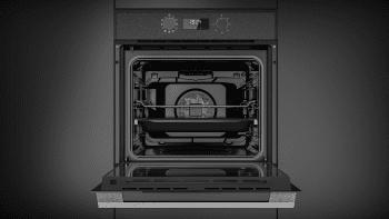 Horno Teka HSB 640 de 60 cm A+ Negro con 9 funciones de cocción a 5 alturas - 8
