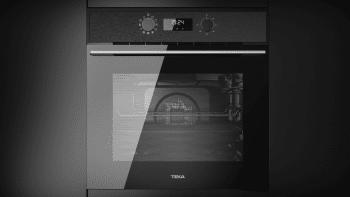 Horno Teka HSB 640 de 60 cm A+ Negro con 9 funciones de cocción a 5 alturas - 10