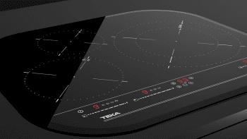 Placa de Inducción Teka IRC 6320  (Ref. 10210207) de 59cm | 3 zonas | Cantos Circulares | Regulación Independiente | Stock - 5