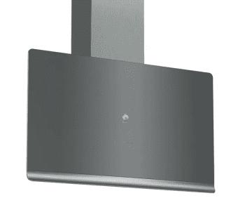 Campana Decorativa Vertical BALAY 3BC497GG  90 cm| Gris Antracita | 730 m³/h | Encastrable |Serie Cristal |Stock