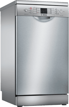 Lavavajillas Bosch SPS46II07E Inox de 45 cm para 9 servicios | Motor EcoSilence Clase A++