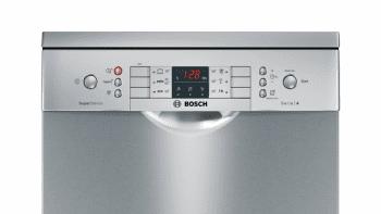 Lavavajillas Bosch SPS46II07E Inox de 45 cm para 9 servicios   Motor EcoSilence Clase A++ - 2