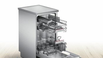 Lavavajillas Bosch SPS46II07E Inox de 45 cm para 9 servicios   Motor EcoSilence Clase A++ - 3