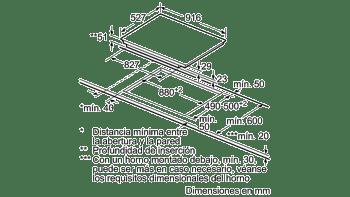 Bosch PXX975KW1E Inducción 90cm de Ancho | 3 FlexInducción | WiFi - 10