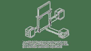 BOSCH DDD96AM60 EXTRACTOR DE ENCIMERA CRISTAL NEGRO INOX 90CM 690M3/H promocionado - 11