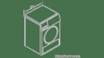 Siemens WT47G438ES Secadora Blanca 8KG A++ con Bomba de calor | Promocionada - 5