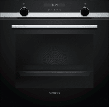 Horno Siemens HB537A0S0 Inoxidable de 60 cm | perfectCooking 3D | Programas automáticos cookControl | Clase A | iQ500