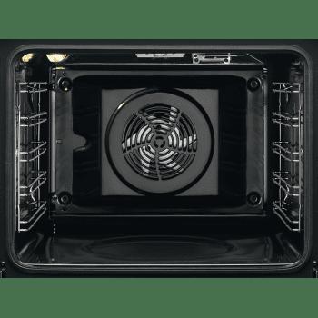 Horno AEG BEE435111M Acero Inoxidable | 9 Funciones | AquaClean | 1 Carril Telescópico | Control Digital Pantalla LCD | Clase A+ - 4