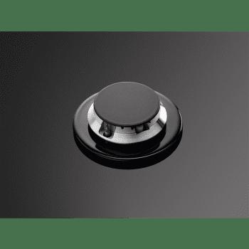 Placa de gas AEG HKB64540NB en Cristal Negro, de 60 cm con 4 Quemadores SpeedBurner, 1 Quemador Wok | Conexión Placa-Campana Hob2Hood - 6