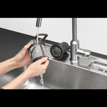 Lavavajillas AEG FFB83806PM 100% Inox A+++ con Tercera Bandeja | Bandeja Elevable ComfortLift | Inverter 42dB | Premium - 3