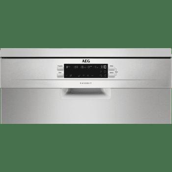 Lavavajillas AEG FFB52601ZM de 60cm con tecnología AirDry | INOX 13 Servicios | Silencioso 47dB con gran ahorro energético A++ - 2