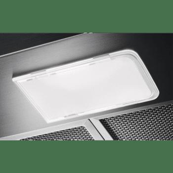 Campana Telescópica AEG DPB3631S Inoxidable, de 60 cm a 380 m³/h con luces LED - 4