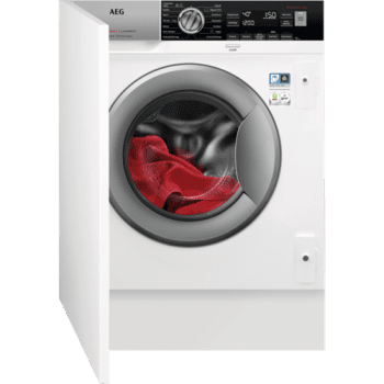 Lavadora Integrable AEG L7FEC842BI |Serie 7000 Prosteam | 8kg 1400rpm | Clase E | STOCK