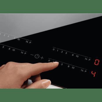 Placa de Inducción Electrolux LIT60346 de 60 cm 3 Zonas Max 32 cm Hob2Hood - 2