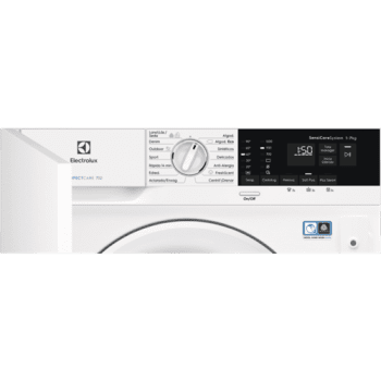 Lavadora Integrable Electrolux EW7F4722NF | 7 kg | 1200 rpm | SteamCare SensiCare | Clase D - 2