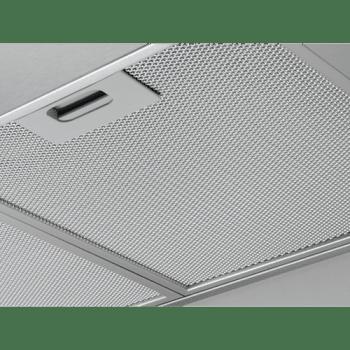 Campana Decorativa 60cm Electrolux LFT416X Inox | 3 Niveles de Potencia | 600m3 | Clase C - 3