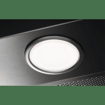 Campana Decorativa 60cm Electrolux LFT416X Inox | 3 Niveles de Potencia | 600m3 | Clase C - 4