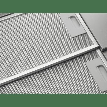 Campana Extraíble Electrolux LFP229X Inox de 90 cm con 3 Niveles de potencia Máx 368 m³/h Clase C - 4