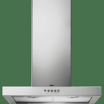 Campana de pared Zanussi ZHC75X Inox de 70 cm con 3 velocidades a 360 m³/h Clase E