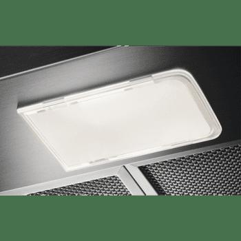 Campana de pared Zanussi ZHC75X Inox de 70 cm con 3 velocidades a 360 m³/h Clase E - 3