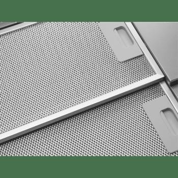 Campana Extraíble Electrolux LFP316S Integrable Inox de 60 cm con 3 niveles de potencia máx 360 m³/h Clase C - 3