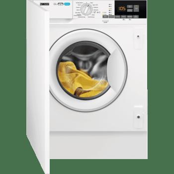 Lavadora Secadora Zanussi ZWT816PCWA Integrable de 8 kg lavado y 4 kg secado a 1600 rpm AutoAdjust Motor Inverter A