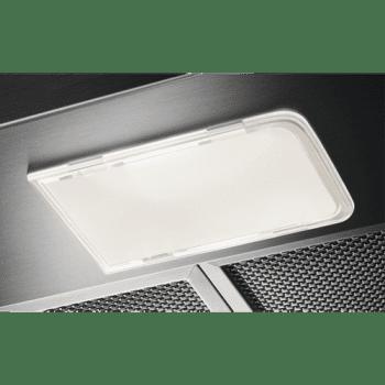 Campana de pared Zanussi ZHC62462XA Inox de 60 cm con 3 velocidades a 420 m³/h Clase D - 4