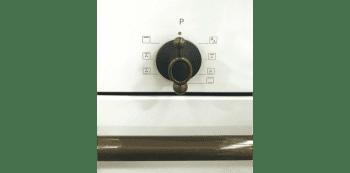 CATA MRA 7108 WH HORNO CRISTAL BLANCO RUSTICO MULTIFUNCION ABATIBLE A - 2
