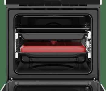 Horno Teka IOVEN P Pirolítico en Cristal Negro Clase A+ |  TFT Asesor Cocción 50 Recetas | Premium - 5