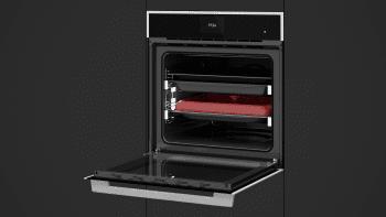 Horno Teka IOVEN P Pirolítico en Cristal Negro Clase A+ |  TFT Asesor Cocción 50 Recetas | Premium - 7