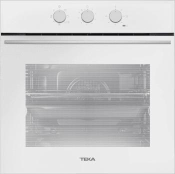 Horno Teka HSB 610 de 60 cm A+ Blanco con 6 funciones de cocción a 5 alturas | Stock