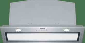Grupo Filtrante Siemens LB79585M en Cristal Blanco de 70 cm con una potencia de 775 m³/h | Motor iQdrive Clase A++ | iQ700