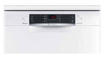 Lavavajillas Bosch SMS46MW19E Blanco de 60 cm con 14 servicios   Motor EcoSilence clase A++   Serie 4 - 3
