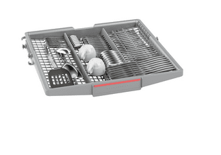 Lavavajillas Bosch SMS46MW19E Blanco de 60 cm con 14 servicios | Motor EcoSilence clase A++ | Serie 4 - 5