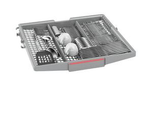 Lavavajillas Bosch SMS46MW19E Blanco de 60 cm con 14 servicios   Motor EcoSilence clase A++   Serie 4 - 6