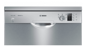 Lavavajillas Bosch SMS25FI07E Inoxidable antihuellas de 60 cm con 14 servicios | Motor EcoSilence clase A++ | Serie 2 - 3