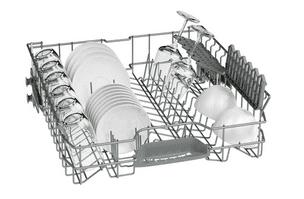 Lavavajillas Bosch SMS25FI07E Inoxidable antihuellas de 60 cm con 14 servicios | Motor EcoSilence clase A++ | Serie 2 - 7