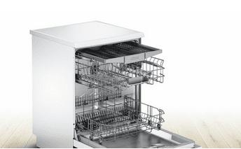 Lavavajillas Bosch SMS25FW07E Blanco de 60 cm con 14 servicios | Motor EcoSilence clase A++ | Serie 2 - 2