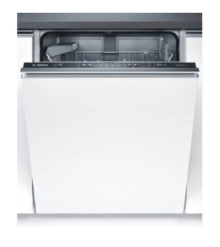 Lavavajillas Bosch SMV25DX04E Integrable de 60 cm para 13 servicios | Motor EcoSilence Clase A++ | Serie 4
