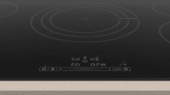 Placa de Inducción Balay 3EB997LU de 90cm con 5 zonas de cocción, Biselada - 2
