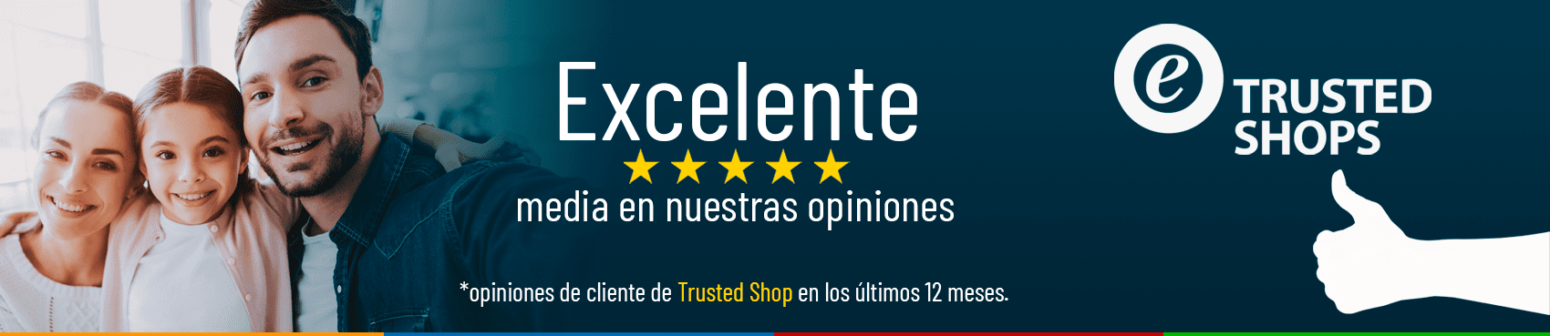 2020 Trusted Shop Opiniones
