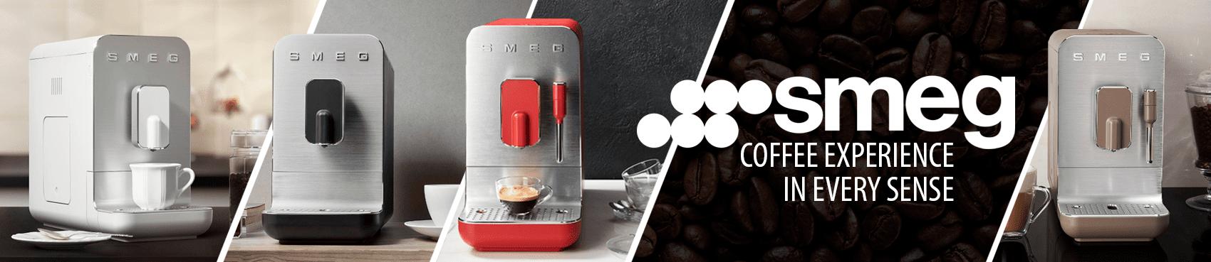 Cafeteras Superautomáticas Expresso de SMEG
