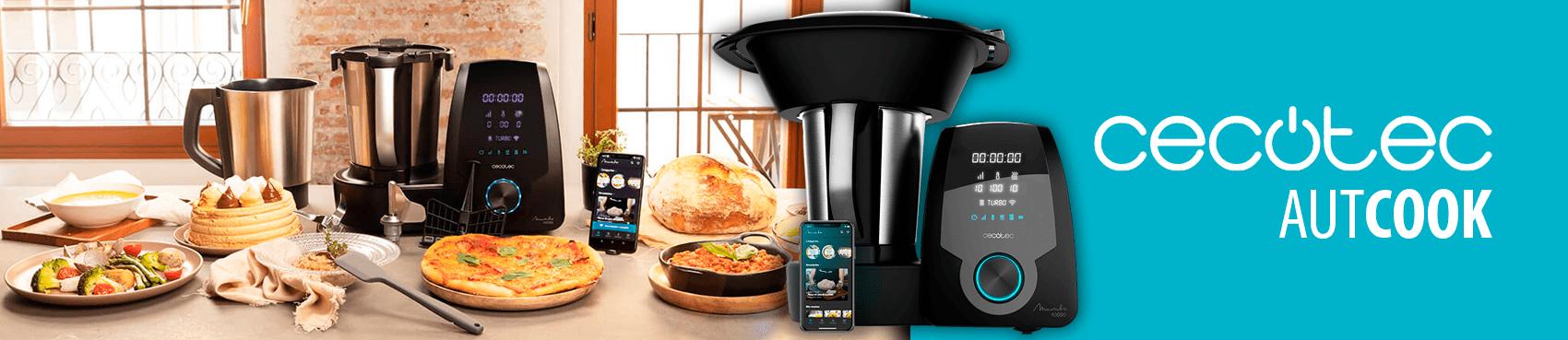 robot de cocina a buen precio