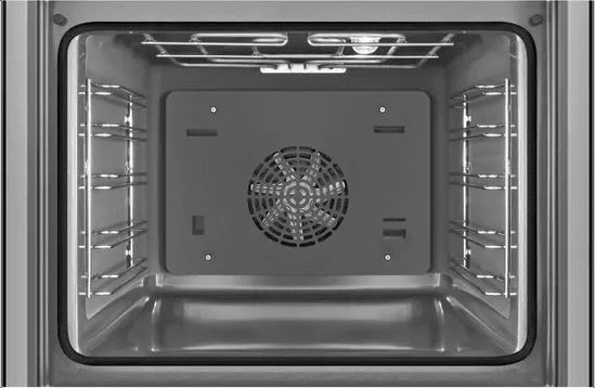 Panel trasero autolimpiante